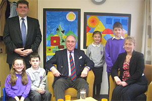With the School Council