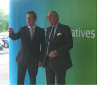 David Cameron in Preston