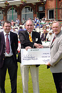 Money for Lancashire CCC